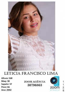 1129 LETICIA FRANCISCO DE  LIMA